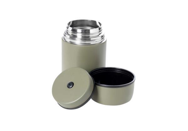 Food Jug 0.75 L Olive Green termoss