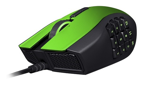 Razer Naga Limited Razer Green Edition (RZ01-01040300-R3M1) Datora pele