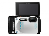 Olympus TG-870 16 MP, Compact camera, Image stabilizer, 5 x, 640 x 480,1280 x 720,1920 x 1080 pixels, LCD, 7.62