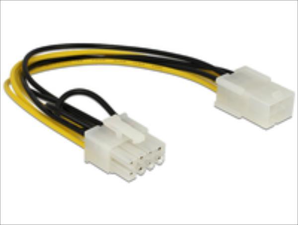 Delock PCI Express 6 pin / 8 pin (83775) kabelis datoram