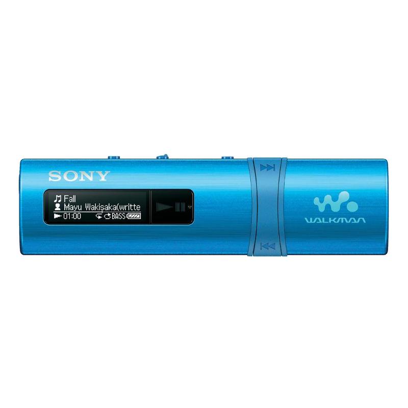 Sony NWZ-B183L 4GB, MVP-Player - blue MP3 atskaņotājs