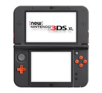 Nintendo New 3DS XL HW Orange - 2208532 spēļu konsole