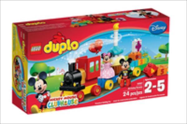 LEGO Mickey & Minnie Birthday Party  10597 LEGO konstruktors