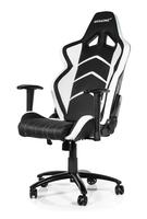 AKRACING Player Gaming Chair - black/White datorkrēsls, spēļukrēsls