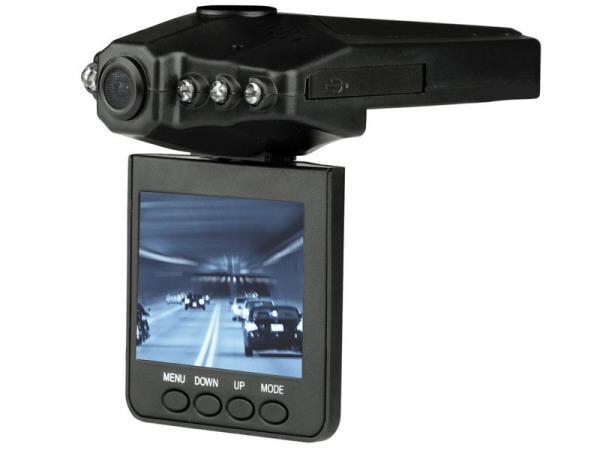 TRACER Girdo 2 1280x720 LCD 2,4'', CMOS 2 Mpix videoreģistrātors