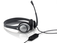 Headset Conceptronic CEASYSTARU Entry Level USB austiņas