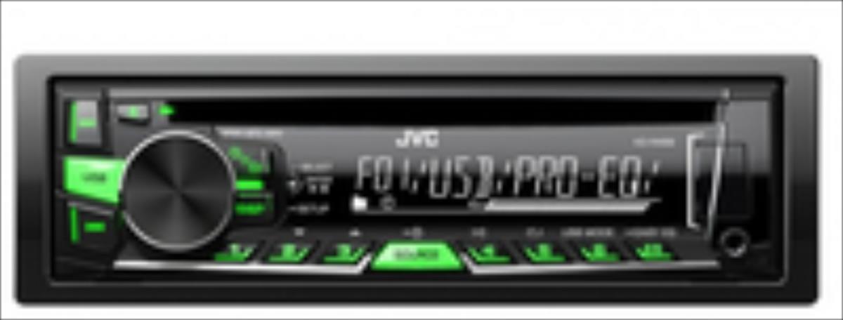 JVC KD-R469 automagnetola