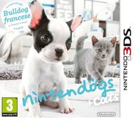Nintendogs + Cats: Franzosische Bulldogge & Neue Freunde Selects 3DS Spiel spēle