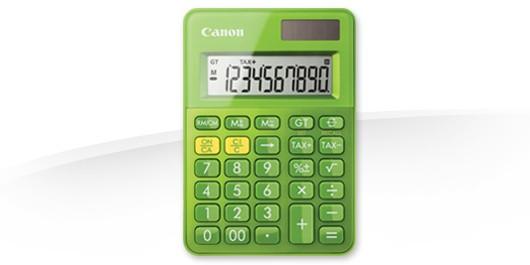 Canon LS100K green 0289C002AB kalkulators