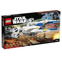 Star Wars Rebel U-Wing Fighter LEGO konstruktors