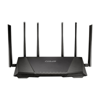 ASUS RT-AC3200 Tri-Band Gigabit WLAN Router Access point