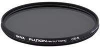 Hoya Fusion Cirkular Pol 55 mm foto objektīvu blende