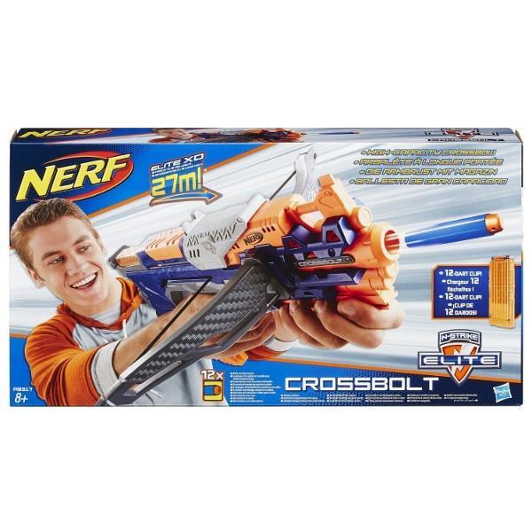 Hasbro Nerf Crossbolt A9317 Rotaļu ieroči