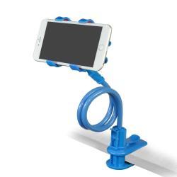 Vakoss Flexible Smartphone Holder ST-2762B blue Mobilo telefonu turētāji