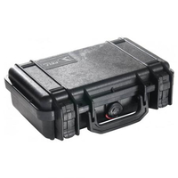 Peli 1170 HardBack Case Black for hand-held electronics