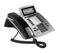 Systemtelefon AGFEO ST42 silver telefons
