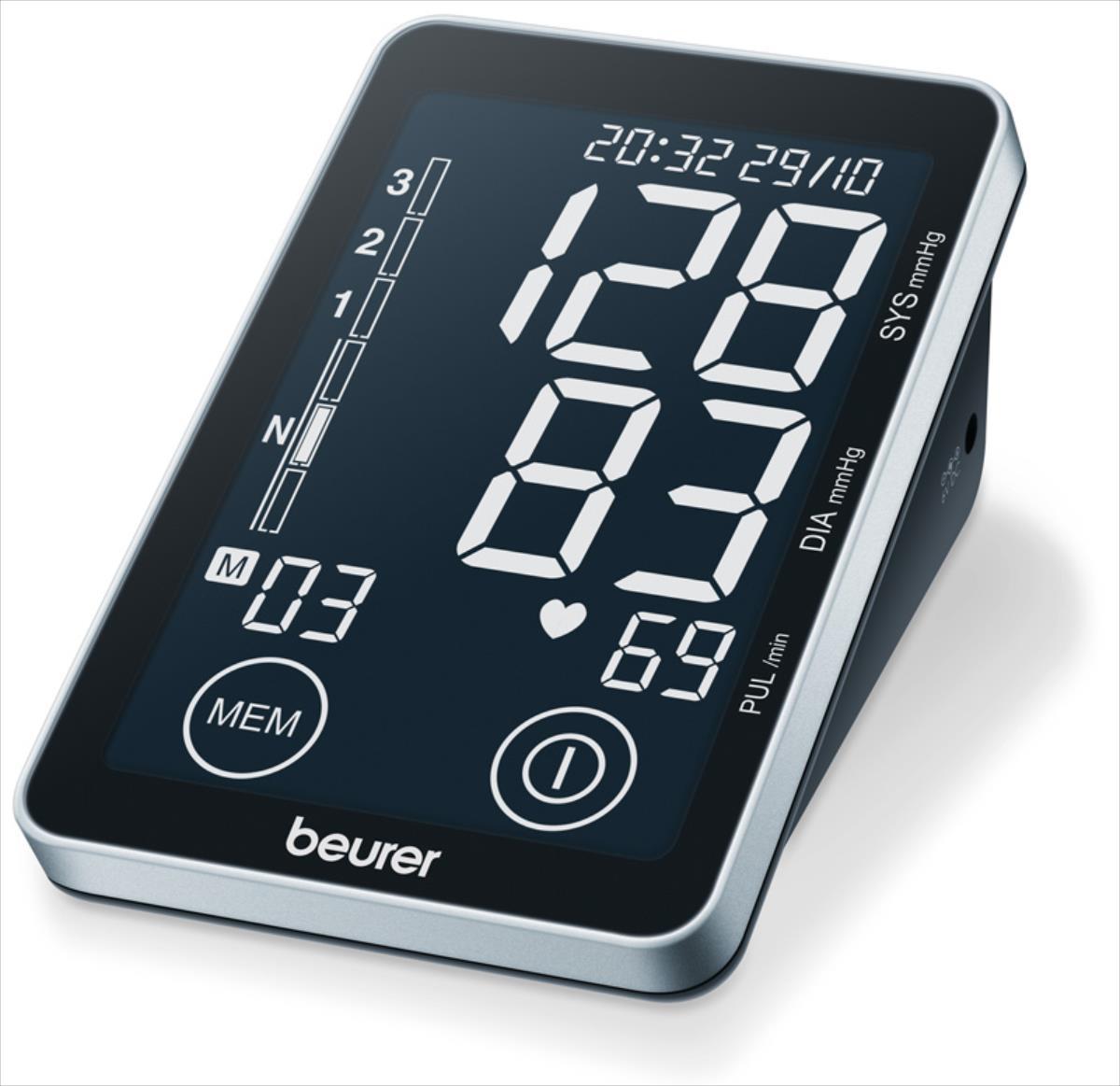 BEURER BM 58 asinsspiediena mērītājs