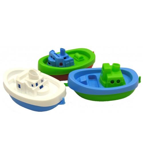Vannas kuģīši (3 gab.)  Lena  14 cm L65470 Čehija bērnu rotaļlieta