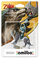 Nintendo amiibo Wolf-Link spēle