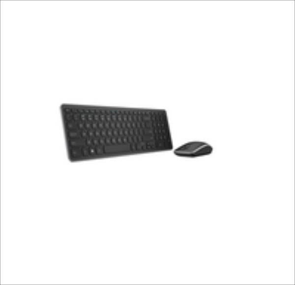 Dell Wireless Keyboard and Mouse - KM714 - US Intl klaviatūra