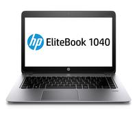 HP Folio1040 G3 i5-6200 256/8G/14'/W10P  Y8Q95E Portatīvais dators