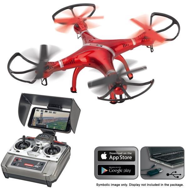 RC Quadrocopter Live Streaming Droni un rezerves daļas