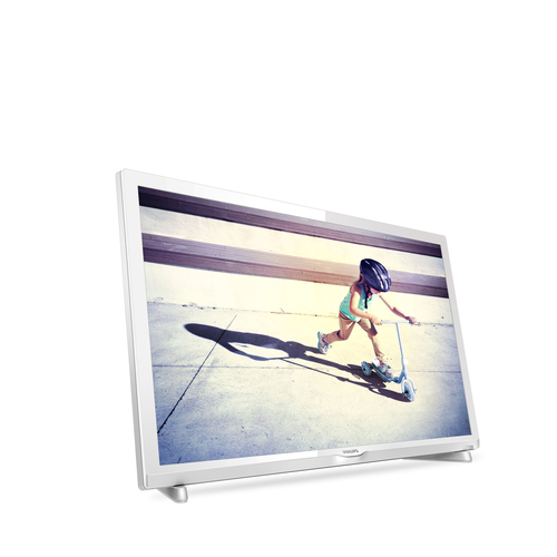 PHILIPS Full HD Ultra Slim LED televizors 24