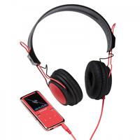 Intenso MP4 player 8GB Video Scooter LCD 1,8'' Pink + Headphones MP3 atskaņotājs