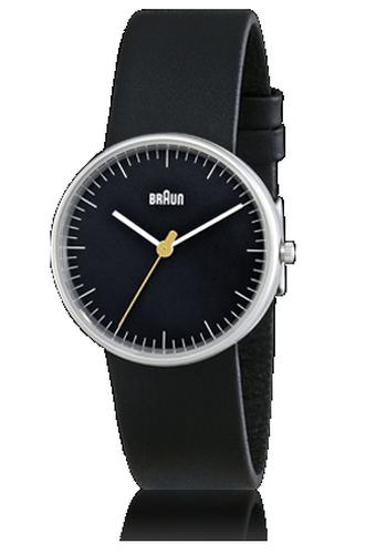 Braun BN 0021 BKBKL Classic Ladies Watch Rokas pulksteņi