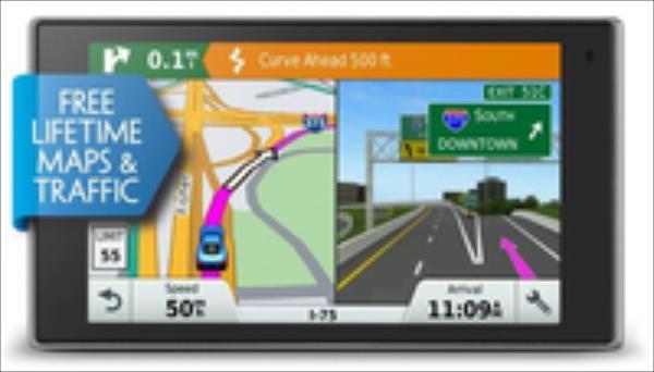 Garmin DriveLuxe 50 LM EU (EE packaging) Navigācijas iekārta