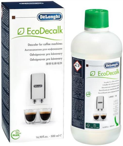 DeLonghi EcoDecalk (DLSC500) piederumi kafijas automātiem