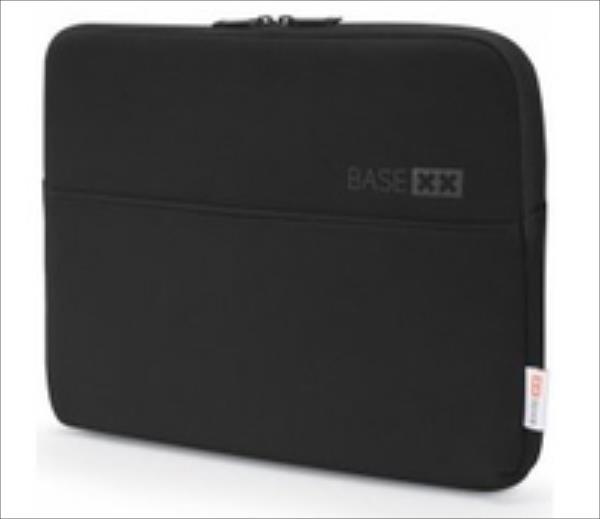 BASE XX S 13.3 Elastic sleeve for notebooks black portatīvo datoru soma, apvalks