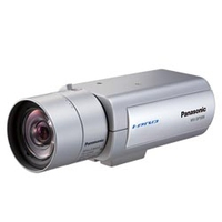 Panasonic IP Boxkamera indoor WV-SP306E
