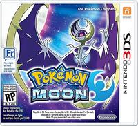 Pokémon Mond 3DS Spiel spēle