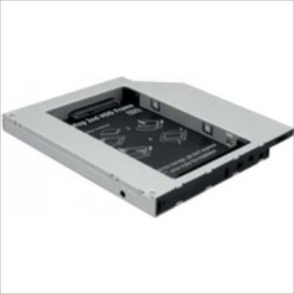 Digitus SSD/HDD Installation Frame SATA to IDE, 9,5mm piederumi cietajiem diskiem HDD