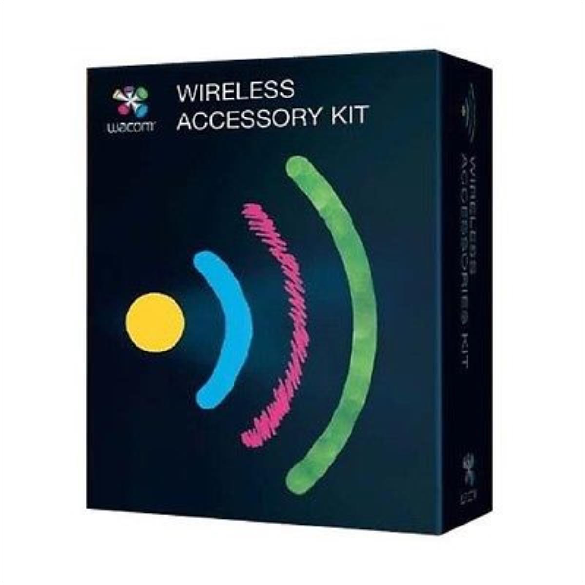 Wacom Bamboo/Intuos5 Wireless Kit grafiskā planšete