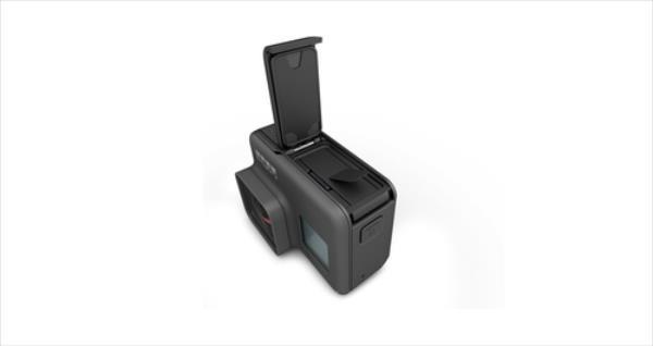 GoPro Rechargeable Battery (HERO5 Black) aksesuāri sporta action kamerām