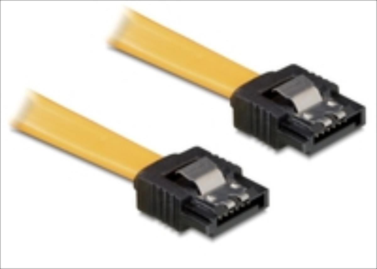 Delock Serial ATA II 50 cm data cable kabelis datoram