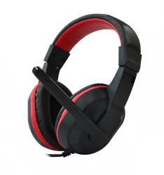 Rebeltec stereo headphon e with microph. ZENO austiņas