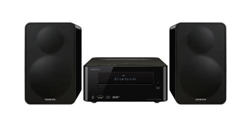 Onkyo CS-265DAB Micro Hifi Black mūzikas centrs