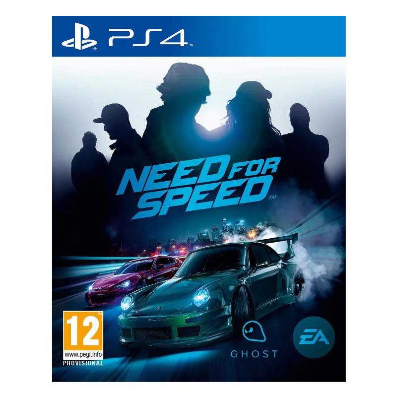 Sony PS4 Need For Speed