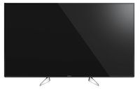Panasonic TX-65EXW604 Glossy Black with Silver Line LED Televizors