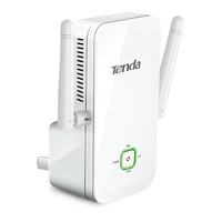 Tenda A301 300Mbps Wireless N Wall Plugged Range Extender WiFi Rūteris