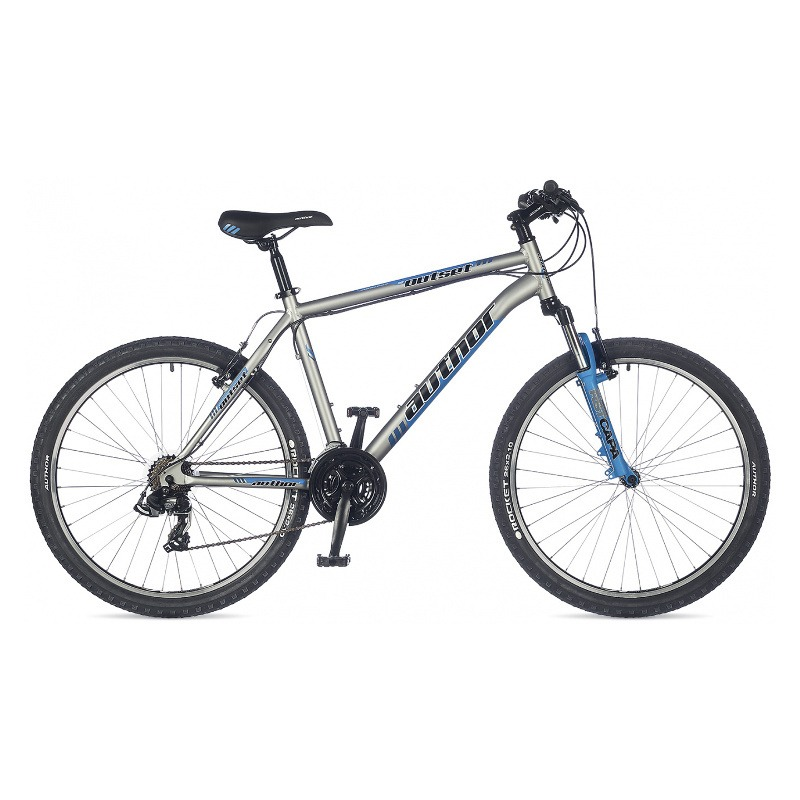 Outset Treasure Silver matte // Andaman Sea 17'' 42873622 kalnu velosipēds 29