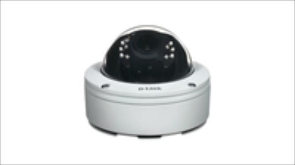D-Link Kamera IP 5 Mpx, PoE, IP66, IR 20m novērošanas kamera