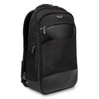 TARGUS MOBILE VIP 15.6 SLIM BP BLK portatīvo datoru soma, apvalks