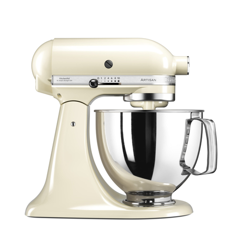 KitchenAid 5KSM125EAC Artisan Creme Virtuves kombains