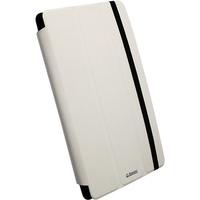Krusell Malmo Tablet Case White Universal Large 8-10.1 planšetdatora soma