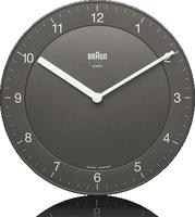 Braun BNC 006 Wall Clock grey Sienas pulkstenis