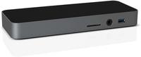 OWC Thunderbolt 3 Dock  black aksesuārs portatīvajiem datoriem